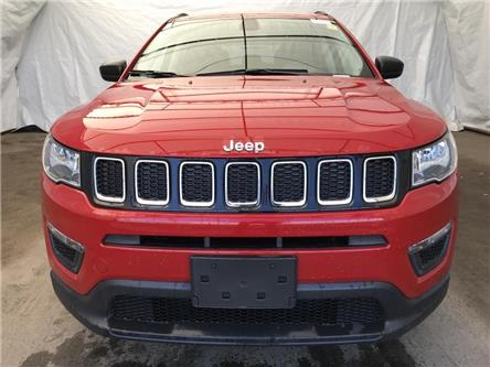 2020 Jeep Compass Sport (Stk: 201184) in Thunder Bay - Image 1 of 14
