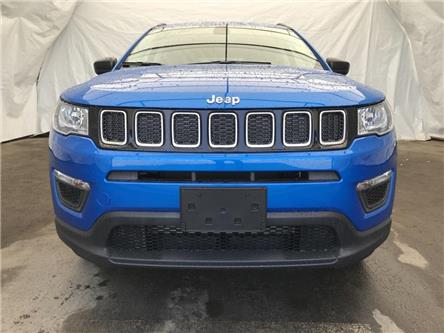 2020 Jeep Compass Sport (Stk: 167250) in Thunder Bay - Image 1 of 16