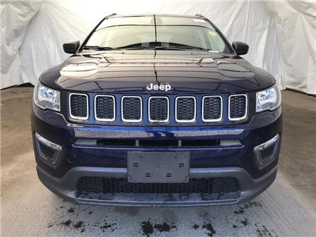 2020 Jeep Compass Sport (Stk: 163754) in Thunder Bay - Image 1 of 14