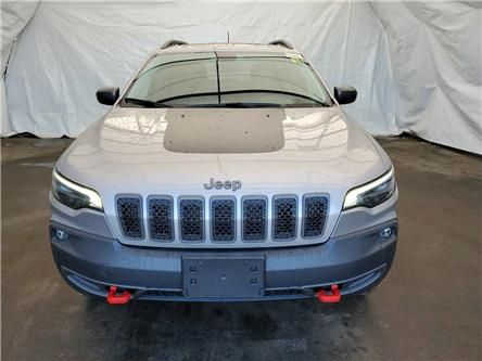 2020 Jeep Cherokee Trailhawk (Stk: 201253) in Thunder Bay - Image 1 of 12