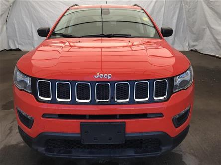 2020 Jeep Compass Sport (Stk: 173128) in Thunder Bay - Image 1 of 17
