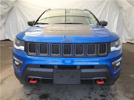2020 Jeep Compass Trailhawk (Stk: 196347) in Thunder Bay - Image 1 of 17