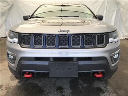 2020 Jeep Compass Trailhawk (Stk: 201295) in Thunder Bay - Image 1 of 17