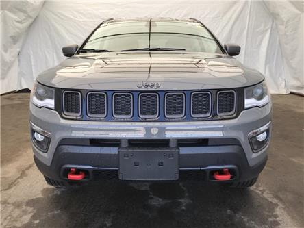 2020 Jeep Compass Trailhawk (Stk: 196346) in Thunder Bay - Image 1 of 17