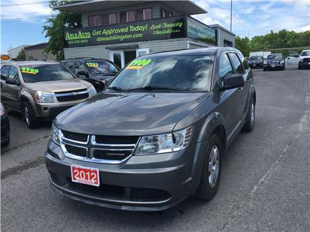 2012 Dodge Journey CVP/SE Plus (Stk: 2689) in Kingston - Image 1 of 14