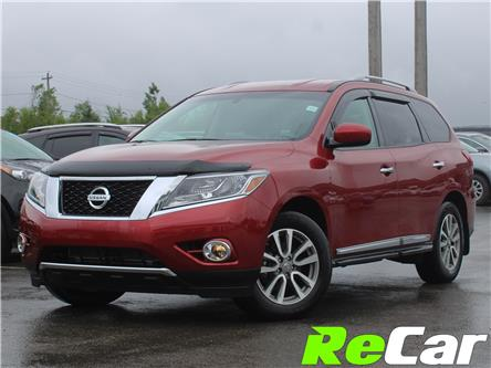 2016 Nissan Pathfinder SL (Stk: 200685A) in Fredericton - Image 1 of 9