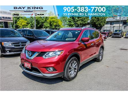 2016 Nissan Rogue  (Stk: 207578A) in Hamilton - Image 1 of 27