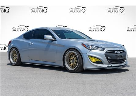 2013 Hyundai Genesis Coupe 2.0T (Stk: 27549UZ) in Barrie - Image 1 of 24