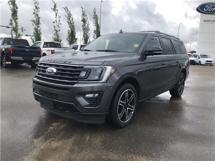 2019 Ford Expedition Max Limited (Stk: R10816) in Ft. Saskatchewan - Image 1 of 27
