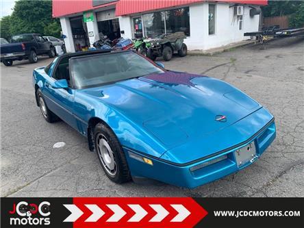 1985 Chevrolet Corvette  (Stk: ) in Cobourg - Image 1 of 14