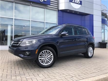 2016 Volkswagen Tiguan Special Edition (Stk: A0209) in Ottawa - Image 1 of 13