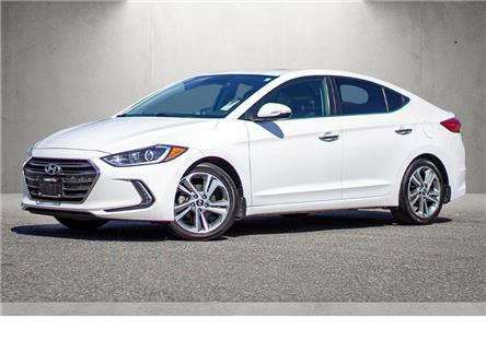 2017 Hyundai Elantra Limited (Stk: HA9-5342A) in Chilliwack - Image 1 of 18