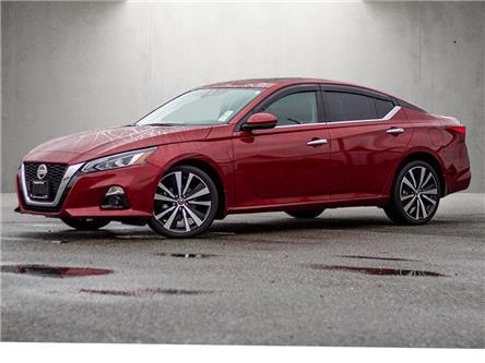 2019 Nissan Altima 2.5 Platinum (Stk: N20-0053A) in Chilliwack - Image 1 of 19