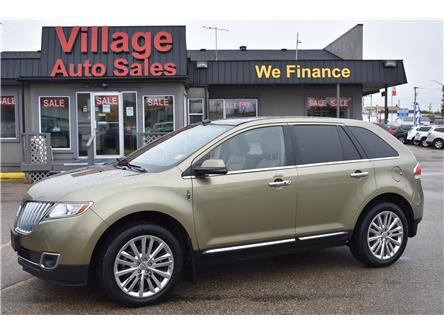2013 Lincoln MKX Base (Stk: P37873) in Saskatoon - Image 1 of 27