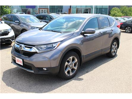 2018 Honda CR-V EX-L (Stk: U7148) in Waterloo - Image 1 of 3