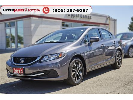 2014 Honda Civic EX (Stk: 87858) in Hamilton - Image 1 of 24