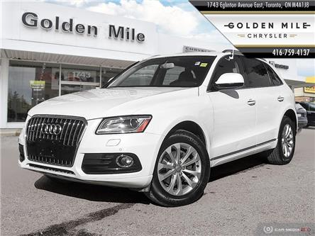 2017 Audi Q5 2.0T Progressiv (Stk: P4986) in North York - Image 1 of 24