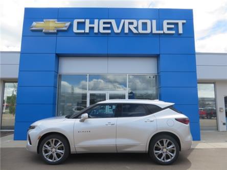 2020 Chevrolet Blazer Premier (Stk: 20121) in STETTLER - Image 1 of 21