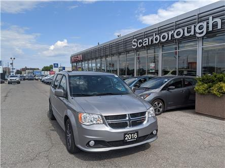 2016 Dodge Grand Caravan SE/SXT (Stk: 520011A) in Scarborough - Image 1 of 6