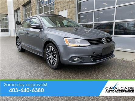 2014 Volkswagen Jetta 2.0 TDI Highline (Stk: R60703) in Calgary - Image 1 of 20