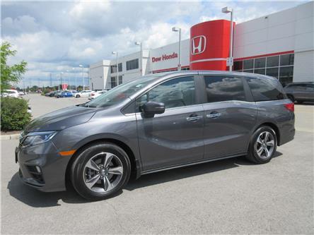 2019 Honda Odyssey EX (Stk: 27945A) in Ottawa - Image 1 of 18