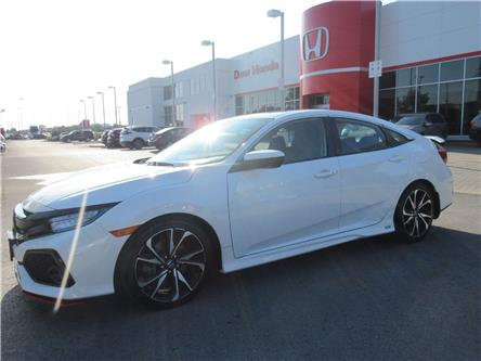 2018 Honda Civic Si (Stk: VA3860) in Ottawa - Image 1 of 17