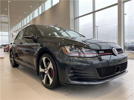2015 Volkswagen Golf GTI 5-Door Autobahn (Stk: 70027A) in Saskatoon - Image 1 of 22