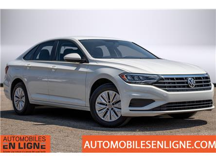 2019 Volkswagen Jetta 1.4 TSI Comfortline (Stk: 058209A) in Trois Rivieres - Image 1 of 32