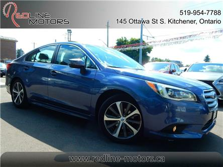 2016 Subaru Legacy 2.5i Limited Package (Stk: 4S3BNC) in Kitchener - Image 1 of 26