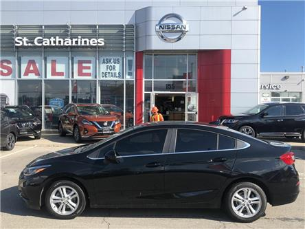 2016 Chevrolet Cruze LT Auto (Stk: P2690) in St. Catharines - Image 1 of 10