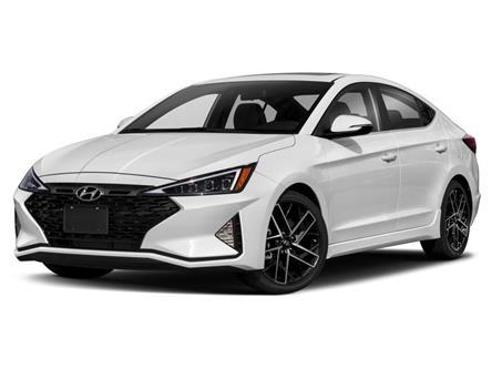 2020 Hyundai Elantra Sport (Stk: N22382) in Toronto - Image 1 of 9