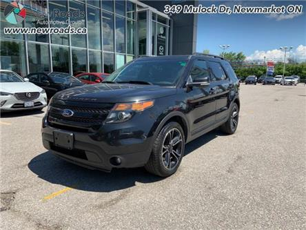 2015 Ford Explorer SPORT (Stk: 14442A) in Newmarket - Image 1 of 22