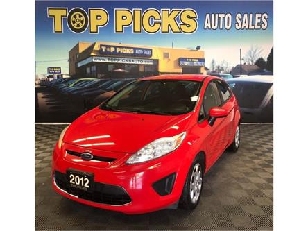 2012 Ford Fiesta SE (Stk: 154386) in NORTH BAY - Image 1 of 24