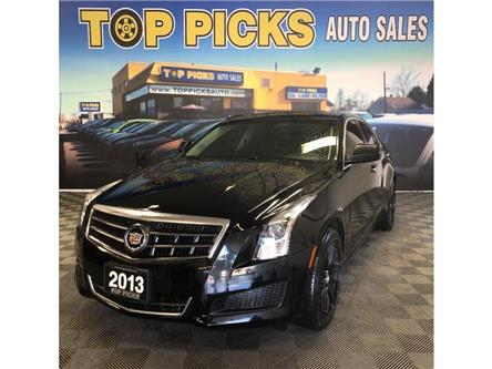 2013 Cadillac ATS 2.0L Turbo (Stk: 160225) in NORTH BAY - Image 1 of 24