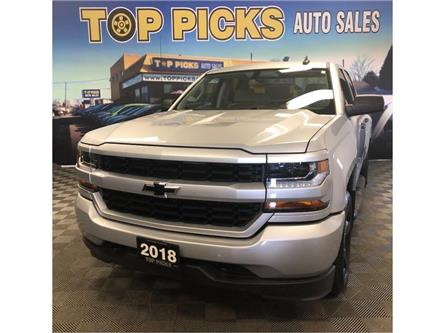 2018 Chevrolet Silverado 1500 Silverado Custom (Stk: 119227) in NORTH BAY - Image 1 of 25