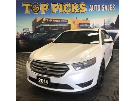 2014 Ford Taurus SEL (Stk: 107681) in NORTH BAY - Image 1 of 26