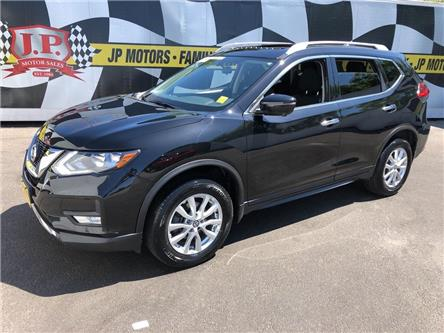 2017 Nissan Rogue S (Stk: 49166A) in Burlington - Image 1 of 27