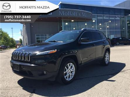 2017 Jeep Cherokee North (Stk: P7098A) in Barrie - Image 1 of 22