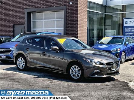 2016 Mazda Mazda3 Sport GS (Stk: 29073A) in East York - Image 1 of 29