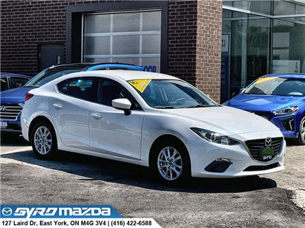 2016 Mazda Mazda3 GS (Stk: 29748) in East York - Image 1 of 28