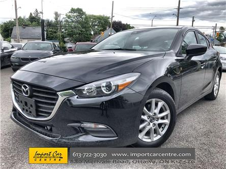 2017 Mazda Mazda3 Sport GS (Stk: 134602) in Ottawa - Image 1 of 23