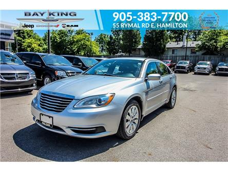 2012 Chrysler 200 LX (Stk: 6918RA) in Hamilton - Image 1 of 17