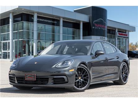 2017 Porsche Panamera  (Stk: 20HMS556) in Mississauga - Image 1 of 28