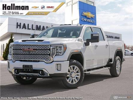 2020 GMC Sierra 3500HD Denali (Stk: 20221) in Hanover - Image 1 of 11