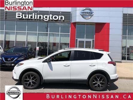 2016 Toyota RAV4 SE (Stk: Y8513A) in Burlington - Image 1 of 20