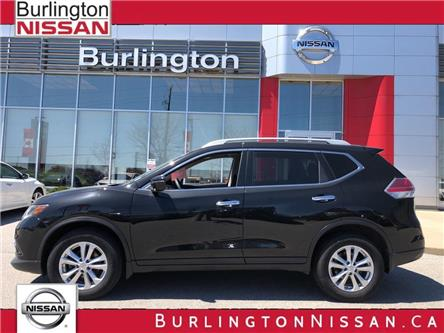 2016 Nissan Rogue SV (Stk: A6928) in Burlington - Image 1 of 21