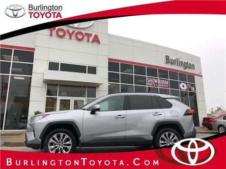 2019 Toyota RAV4 Limited (Stk: 198039.) in Burlington - Image 1 of 16