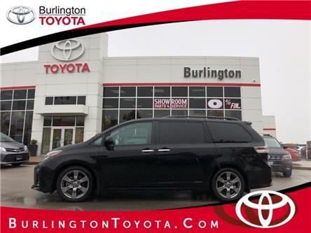 2019 Toyota Sienna SE (Stk: 196001.) in Burlington - Image 1 of 17