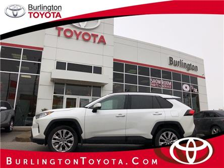 2019 Toyota RAV4 Limited (Stk: 198027.) in Burlington - Image 1 of 17