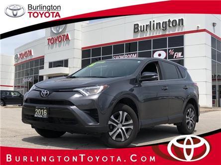 2016 Toyota RAV4 LE (Stk: U10929) in Burlington - Image 1 of 18